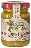 TOCO – Delicados de Guyana – Pasta de pimiento vegano – Perfume natural para todos tus platos – Ingredientes naturales y 100 % francesa – 100 gramos