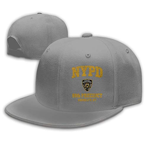JIMSTRES 99th Precinct - Brooklyn NY Adjustable Cotton Baseball Cap