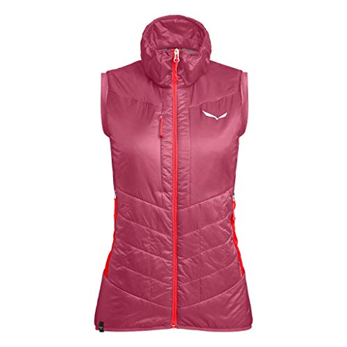 Salewa 00-0000027190_6571 Veste Femme, Mauvemood/6080, FR : XS (Taille Fabricant : 40/34)
