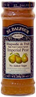 (2 Pack) - St Dalfour - Imperial Pear Fruit Spread | 284g | 2 PACK BUNDLE
