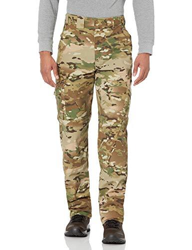 Tru-Spec - Pantaloni Leggeri da Uomo, Taglia 40-7, 80 x 80 cm