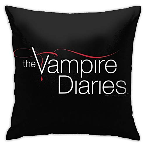 Lmlfes Vampire Diaries Pillowcase, The Best Mom Sofa Cover Ever, with 18'X 18' Pillowcase