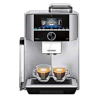 Siemens EQ.9 Plus Connect s500 TI9553X1RW Kaffeevollautomat mit Touchscreen - für zwei Tassen gleichzeitig - Barista-Modus - Farbe: Edelstahl (Displaysprache nicht auf Deutsch) (B07JVBJR1Y) | Amazon price tracker / tracking, Amazon price history charts, Amazon price watches, Amazon price drop alerts