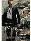 LAIDAO Leinwand Poster 007 Poster Pierce Brosnan Klassische