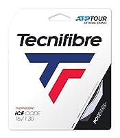 テクニファイバー(Tecnifibre) テニス ガット アイスコード ICE CODE 12m TFG422 ホワイト 1.3