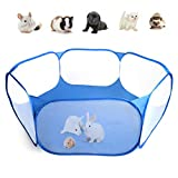 Casifor Guinea Pig Cage Rabbit Cage Indoor with Mat Playpen Perfect Size for Small Animal Pet Play Pen Easy to...