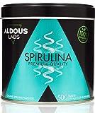 Espirulina Ecológica Premium para 9 Meses | 500...