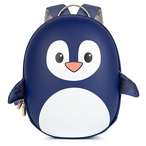 Boppi Kinderrucksack mit gepolstertem Armgurt. Leichter und robuster Kinder Rucksack mit 4L Fassungsvermögen in unterschiedlichen Designs