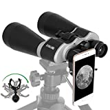 ESSLNB 13-39X70 Zoom Giant Astronomy Binoculars Adults Tripod Adapter Carrying Case Long Range