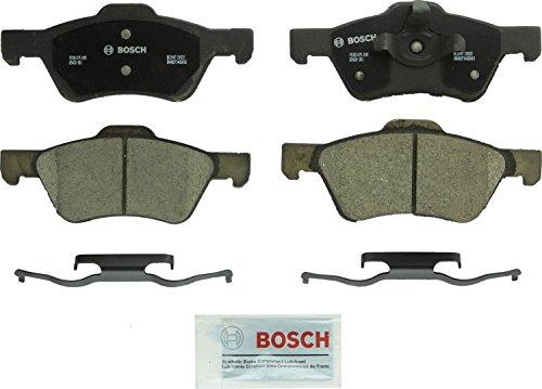 Bosch BC1047 QuietCast Premium Ceramic Disc Brake Pad Set For Ford: 2005-2012...