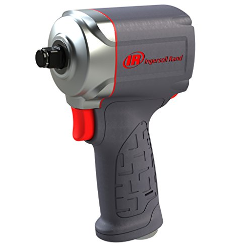 Ingersoll Rand 3/8' Ultra-Compact Impact Wrench with Quiet Technology