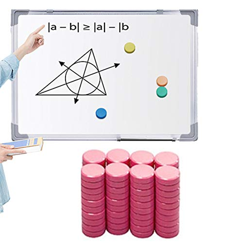 Whiteboard Magneten Whiteboards Magneten Magneten Magneten Voor Magnetische Whiteboard Prikbord Magneten Sterke Magneet Kleine Magneten pink,10pcs