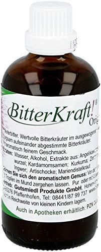 Gutsmiedl Hildegard-Produkte Bitterkraft Original flüssig, 1er pack (1 x 100 ml)
