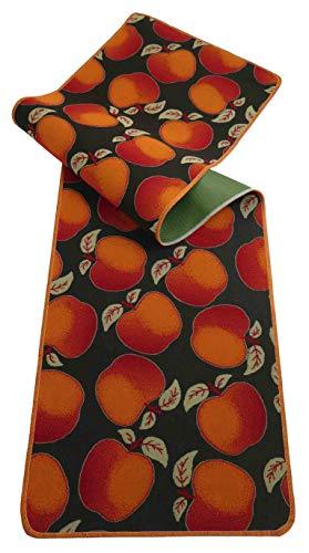 CASA TESSILE Tappeto Cucina passatoia Antiscivolo Largo 50 cm. Mele Point - 240 cm.