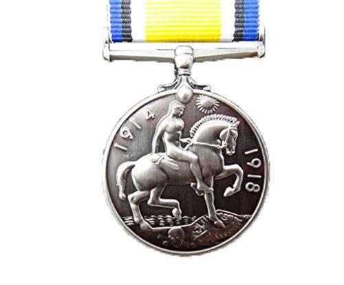 Gudeke Knight de la Medalla de Guerra Mundial Británica 1914–1918
