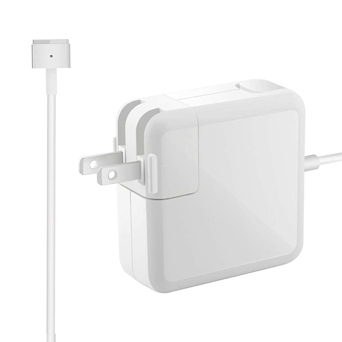 Oyeld Charger for Laptop, Replacement 85W Magsafe 2 Power Adapter T-Tip Magnetic Connector for 15-inch and 17-inch MacBook Pro(After Late Mid 2012)