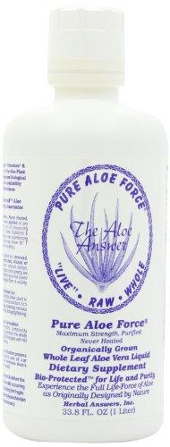 Whole Raw Aloe Vera Juice 32 fl. oz.
