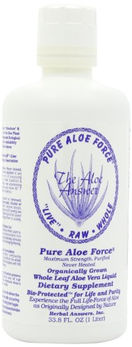 Whole Raw Aloe Vera Juice 32 fl. oz.