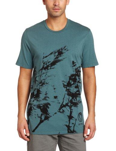 Gramicci Men's Blown Tree Logo Tee (Silver Pine, X-Large)