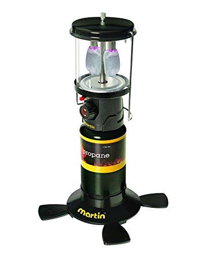 Martin 2 Mantle Propane Gas Camping Lantern