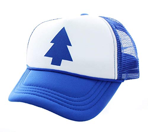 toynk Gravity Falls Dipper's Hat| Official Licensed| Pines Trucker Hat