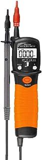 Digital Multimeter Pen Voltmeter Resistance Diode Tester Type AC/DC Voltage Measuring Instrument Resistance Tester HP-38B
