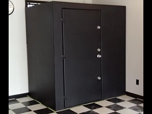 Securall Tornado Safe Room and Shelter, 6 People
