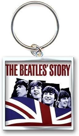 Woodbrass Club Llavero Beatles Motivo: The Beatles Story ...