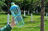 Clastik Plastic Water Bottle, Set of 1, 2.8 Liters, Multicolour