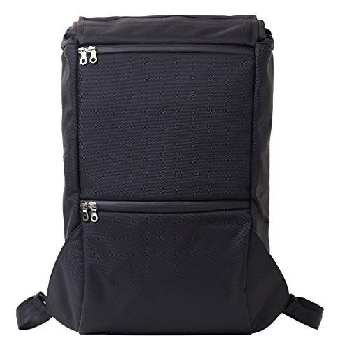 [ベルーフ] リュック STROLL 日本製 PC・A4収納 最大32L ブラック One Size