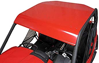Turnkey UTV Can-Am Commander and Maverick Aluminum Sport Roof - 2014+ (Can-Am Red)