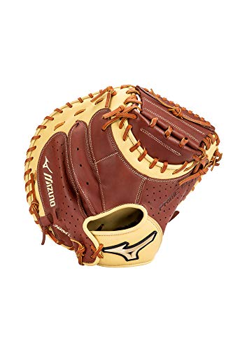 Mizuno GPE-335C Prime Elite Baseball-Fanghandschuh, 85,1 cm, für Rechtshänder
