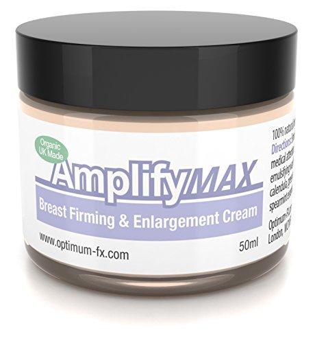 """""""Amplify MAX"""" Ist Eine Hochwertige Creme Zur Straffung und Vergrößerung Der Brust Gemacht Mit Natürlichen und Organischen Bestandteilen 50g"""