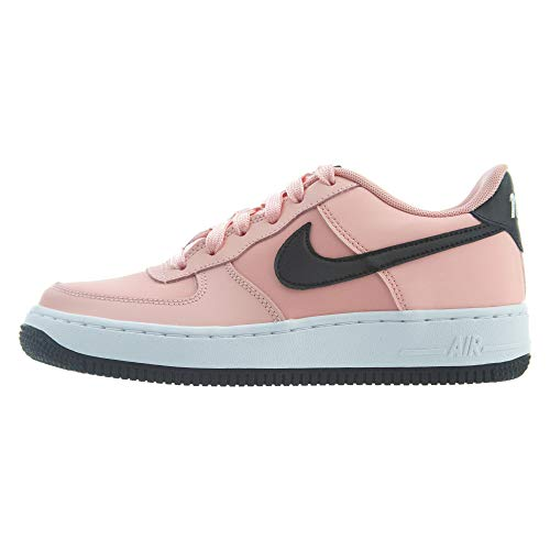 Nike Unisex-Kinder Air Force 1 VDay Gs Sneaker, Pink (Pink Bq6980-600), 38 EU