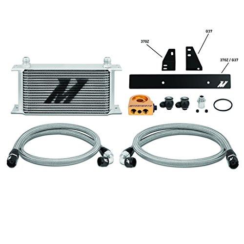 Mimoto MMOC-370Z-09T Ölkühler-Kit, thermostatisch, für 370Z / G37 Coupé