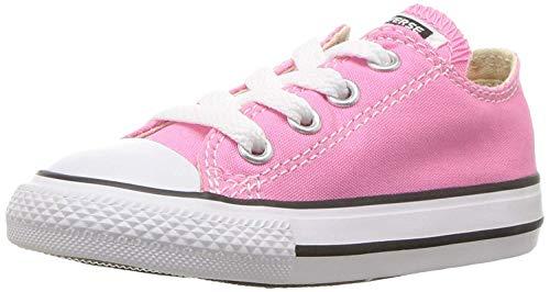 Converse Chucks Kids - YTHS CT Allstar OX - Pink, Schuhgröße:35