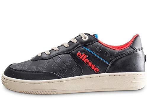 Ellesse Vinitziana 2.0, Chaussures de Fitness Homme, Noir (Black 000), 44.5 EU