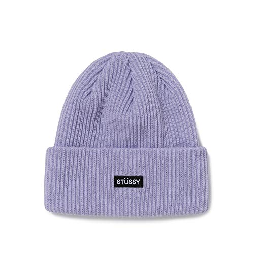 Stussy Small Patch Beanie 132957 Lavender