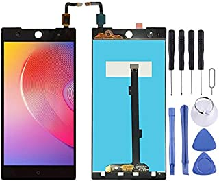HOUSEHOLD Cell Phones Accessories Maintenance Upkeep Repairs LCD Screen and Digitizer Full Assembly for Tecno Infinix Smar...