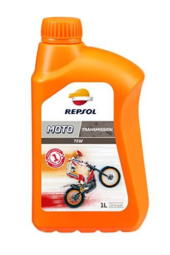 Repsol RP173T51 Moto Transmission 75W Aceite de Motor, 1 L
