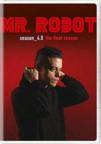 Locandina Mr Robot: Season 4 (4 Dvd) [Edizione: Stati Uniti]
