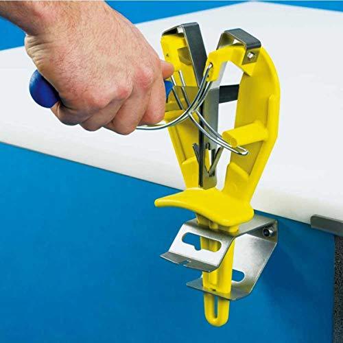 Bobet Material Sharp Fácil Amarillo Despensa Sacapuntas