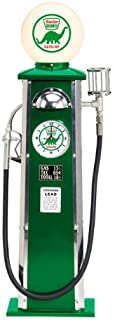 Morgan Cycle Sinclair Dino Gas Pump
