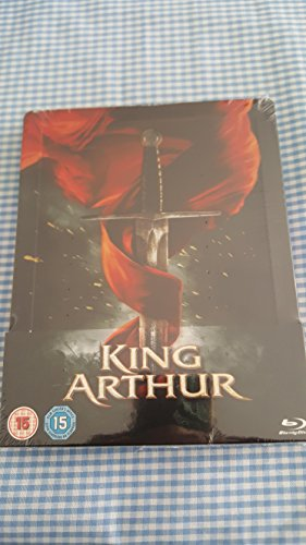 King Arthur Steelbook - Limited Edition Steelbook Blu-ray