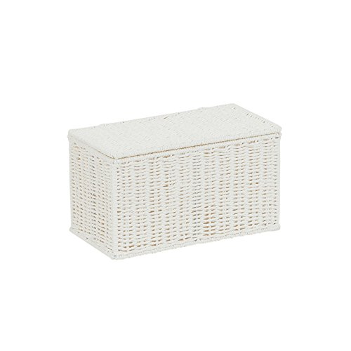 Household Essentials White Paper Rope Lidded