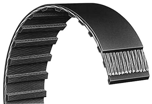 Zahnriemen NEU für Rexon BD-46 A Schleifmaschine BD46A Timing Belt Bandschleifer 150xl 037 / Scheppach BTS 800 / Scheppach BTS 900x / BDSM 150 N Bernardo/Riemen Antriebsriemen Keilriemen