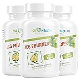ICG Health Nutrition - FBURNER | Natürliches Mittel mit Garcinia Cambogia Fruchtextrakt für Frauen...