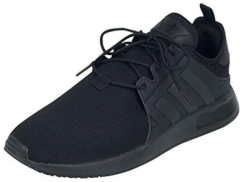 adidas X_PLR, Scarpe da Ginnastica Basse Uomo, Nero (Black By9260), 43 1/3 EU
