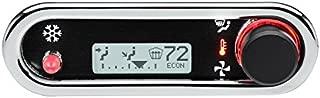 Dakota Digital Climate Control for Vintage Air Gen IV Systems VHX-style DCC-2500H-C-W