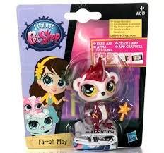 Hasbro Littel Pet Shop Farrah May